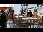 Eatting food obnoxiously in public 😂😂😂😂