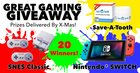 SNES Classic and Nintendo Switch Giveaway! {WW} (12/10/2017)