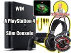 PlayStation 4 Slim 1TB Console Giveaway {??} (11/27/2018)