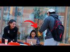 Ripping Strangers NOTES/HOMEWORK Prank!