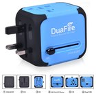 Win Free and 40% Off DuaFire Travel Adapter (02/12/2018){WW}