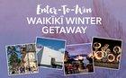 Win a Waikīkī Winter Getaway | WhereTraveler. Win a trip to Hawaii! {US} (11/30/18)