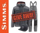 Win a SIMMS Challenger Insulated Jacket and Bib set! (11/14/18) {WW} with restrictions