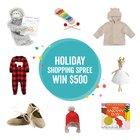 Win a $500 Visa Gift Card Holiday Shopping Spree {US} (11/20/2018)