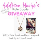 Kate Spade Necklace Giveaway! (02/28/18) {WW}