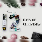 12 Days of Christmas giveaway WIN over $3,500 worth of prizes from 11 brands {WW} (12/25/2018)