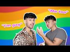 I'm Gay Prank ft. RickeyAlaniz