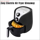 Win the new Zeny air fryer! {US CA} (05/12/2019)