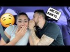Talking Dirty To My Girlfriend To See How She Reacts!! *Intense*   Internal Lifestyle