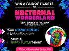 Nocturnal Wonderland Tickets and $500 credit to IHeartRaves (08/18/2017) {US}