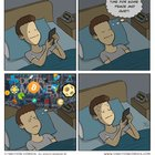 Me, every night