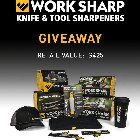 Win $450 in Knife and Tool Sharpeners + Gear (7/1/17) {US}