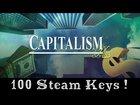 100 Steam Keys for Capitalism Plus {WW} (30/06/2017)
