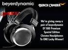 beyerdynamic DT 880 Premium Special Edition Chrome Version 250 ohm {US} 03/31/2020