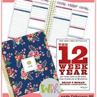 Win a Bloom Daily Planner and To-Do List Book + a copy of the book 12 Week Year {US} (3/1/18)