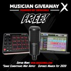 Win Laptop, Drum Machine, Microphone or ProTools! {WW} (03/01/2020)