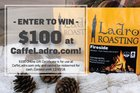 Enter to win $100 for coffee at CaffeLadro.com {WW} (12/10/2018)