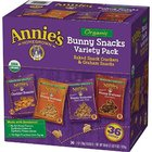 **TODAY ONLY!** Win Annie's Organic Variety Snack Pack 36 Pouches! (12/05) {us}