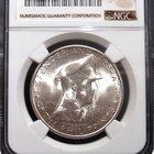 1947-S Philippines: Republic Macarthur Peso NGC MS64 VALUE: $70 11/18/18 {US}