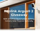 Win a Reolink Argus 2 Security Camera - 10 Winners {WW} See Rules (01/29/2019)