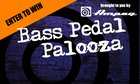 Win 3 Bass Pedals in the Ampeg Bass Pedal Palooza {US} (5/31)