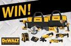 Win a Dewalt 20v MAX 9-Tool Combo Kit (12/22/17) {US}