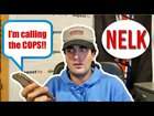 Calling in sick to places we don't work *cops called* (Classic Nelk Pranks)