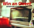 Win a KitchenAid Compact Convection Countertop Oven {US CA} (6/12/2018)