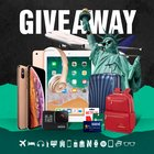 "COMPLEMENTARY GIVEAWAY TO THE OTHERS!! TRIP New York: Flight + hotel (4 night/5 days), iPhone XS, Headphones BEATS, GO PRO Hero 7, iPad 9,7"" and more. MORE OPTIONS TO WIN - AU (11/30/2018) {WW}"