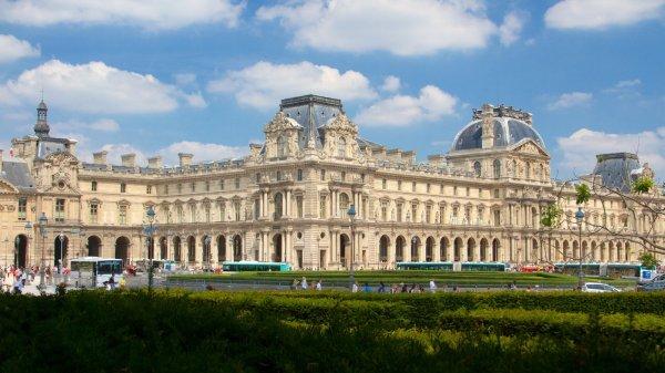 Tuileries Garden Paris France
