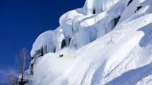 Winter View Of Switzerland