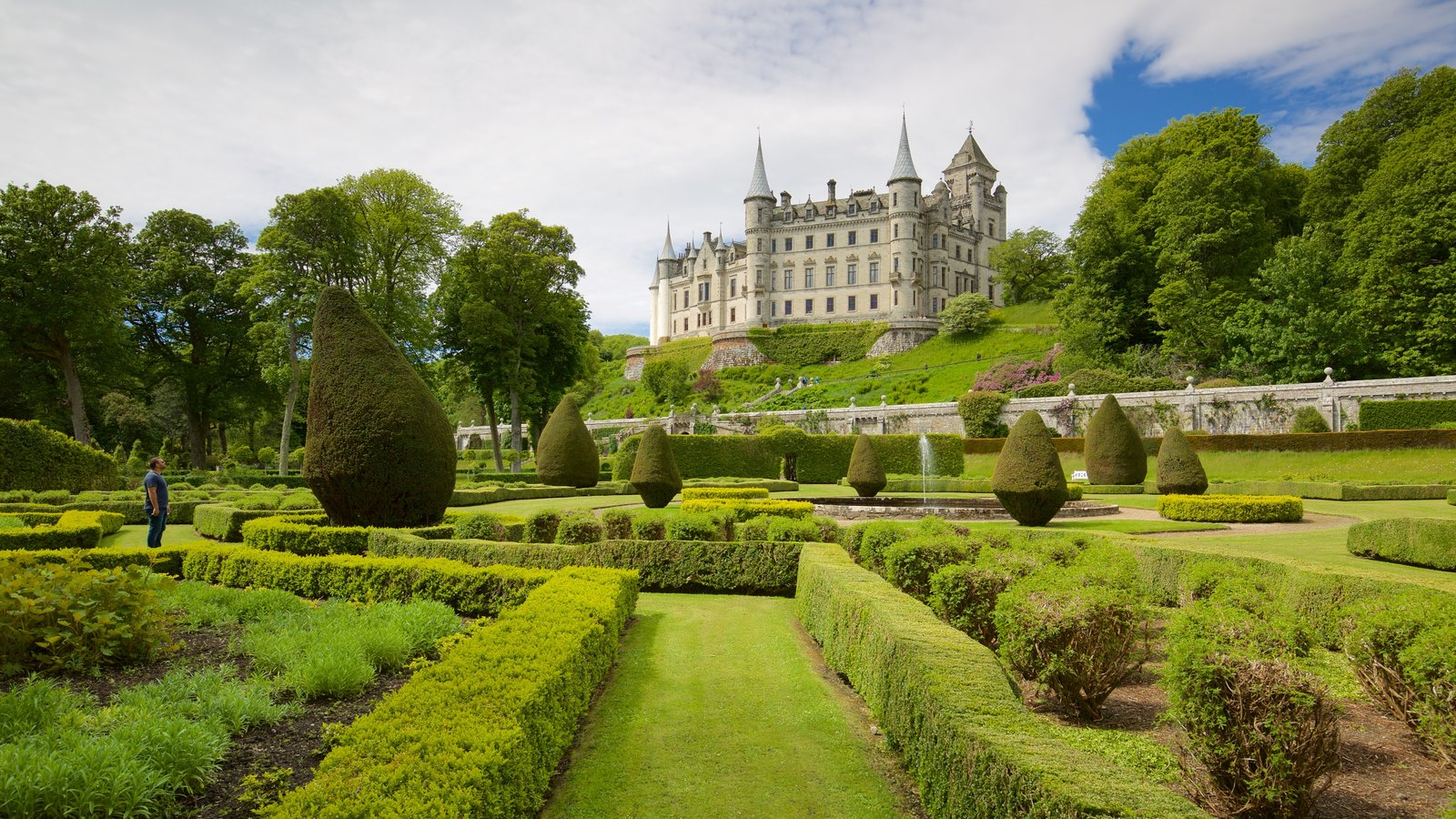 Dunrobin Castle Pictures View Photos Amp Images Of Dunrobin