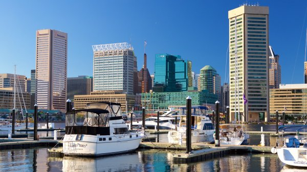 Baltimore Inner Harbor Marinas - Year of Clean Water