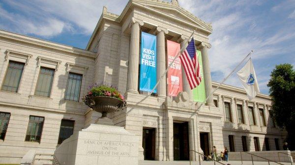 Art Fine Boston Museum of Boston MA
