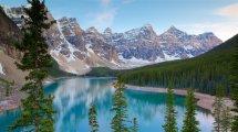 Banff National Park Lakes
