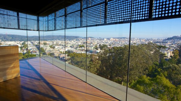 De Young Museum View & Of