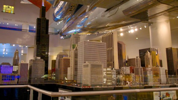 Science and Industry Museum Chicago Illinois