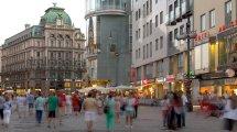 Historic Buildings View Of Stephansplatz