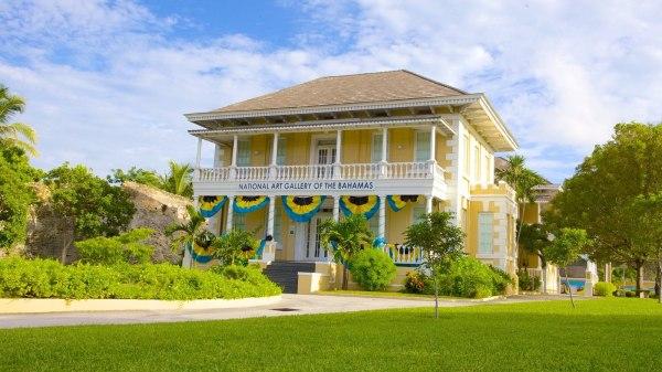 Art View Of Bahamas