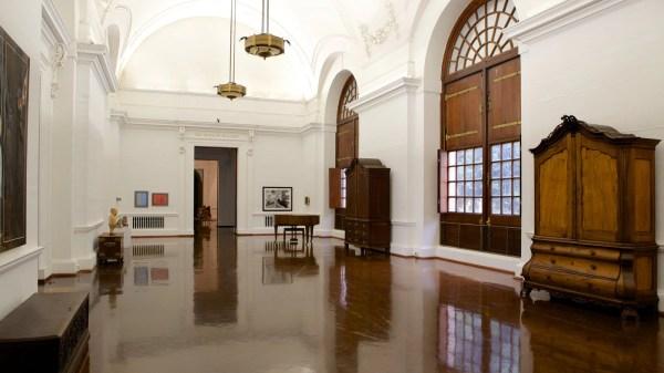 Museum View Of Johannesburg Art