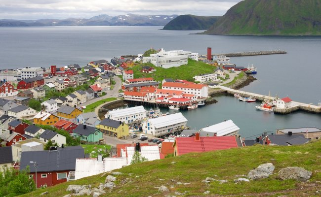 Top 10 Hotels In Honningsvag From 115 Night Save More