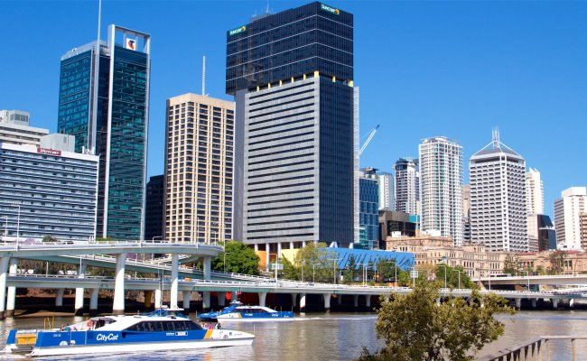 The 10 Best Hotels In Brisbane Queensland From 43 For