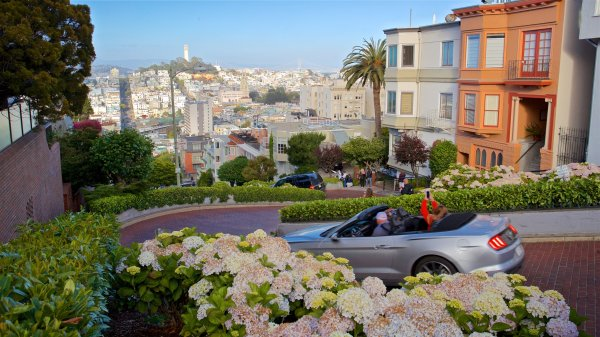 Hotels Closest Lombard Street In Russian Hill