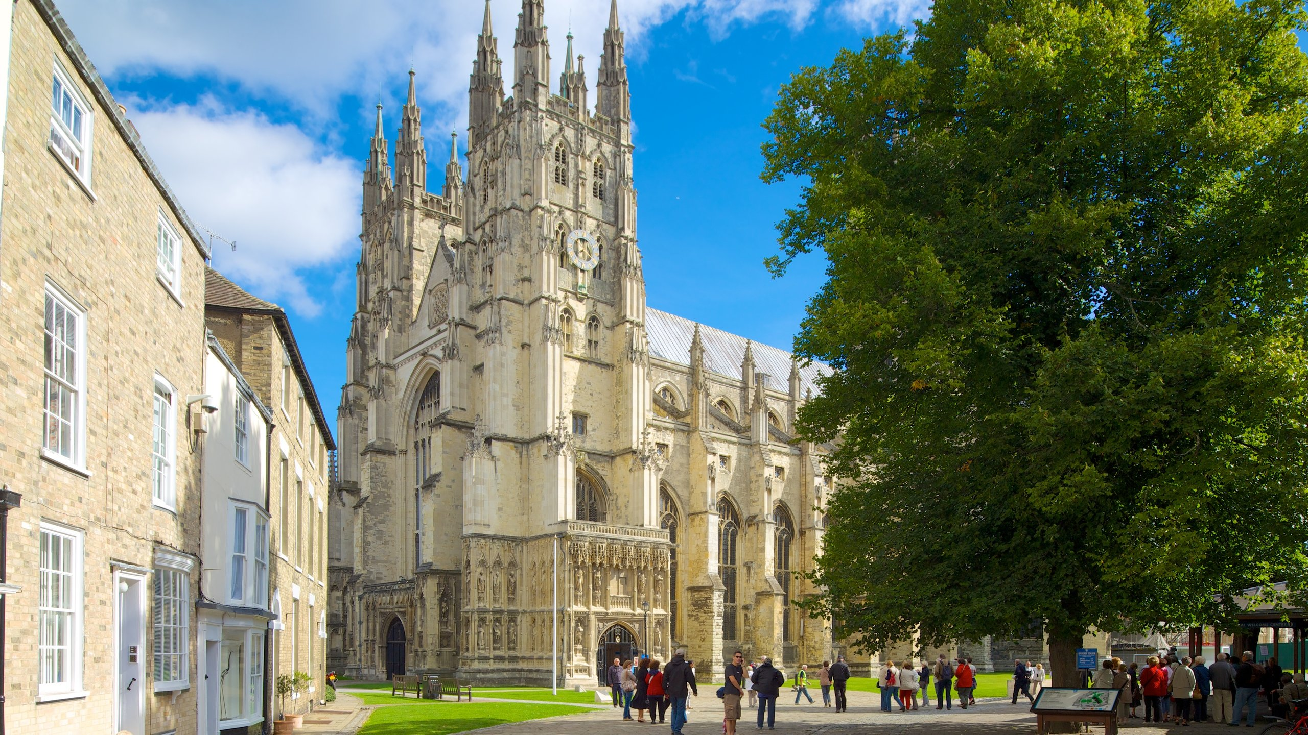 Visit Canterbury 2020 Travel Guide For Canterbury England