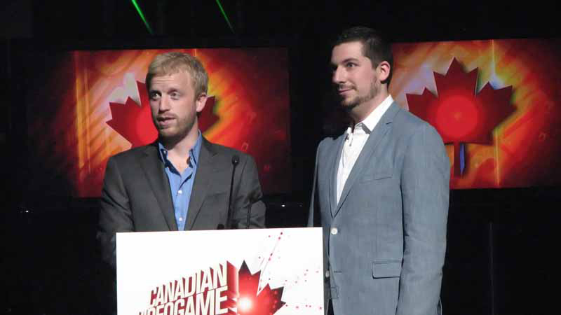 Jonathan Dowdeswell and Julien Lavoie