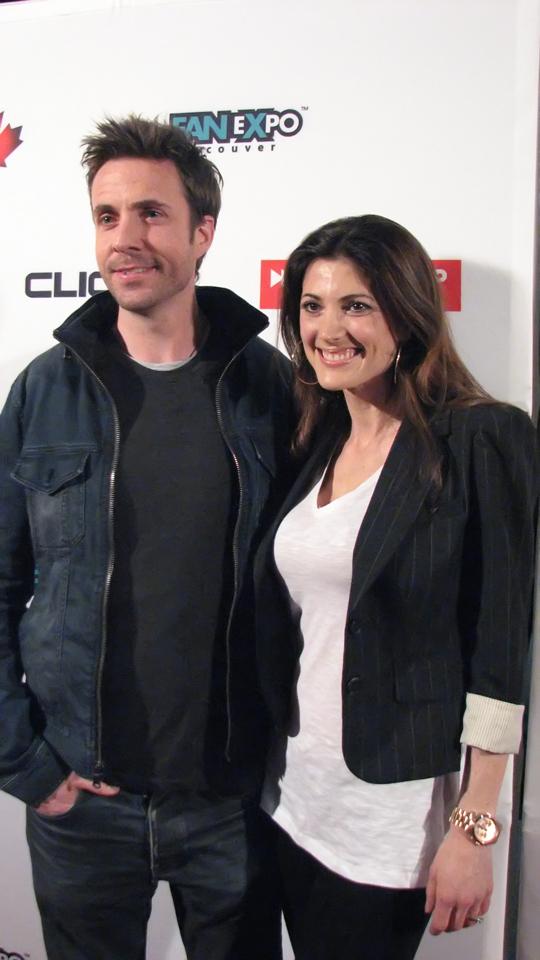 Julia and Peter Benson