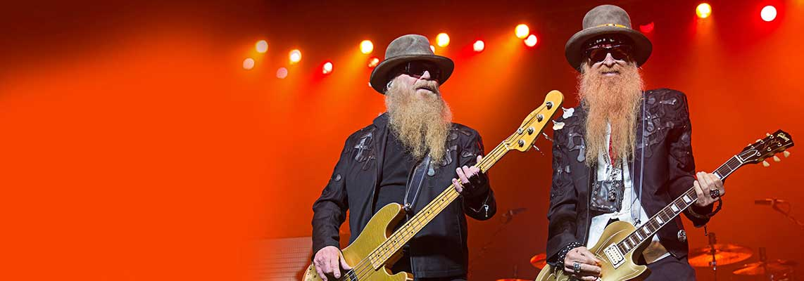 zz top tickets 2019