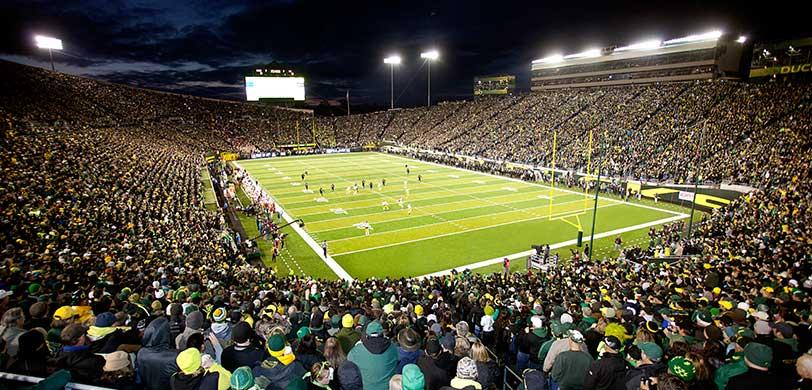 Oregon Football Schedule