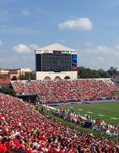 Vaught hemingway stadium tickets information seating chart also rh vividseats