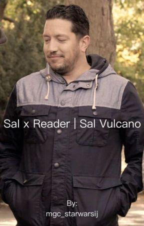 Sal x Reader  Sal Vulcano  9  Wattpad
